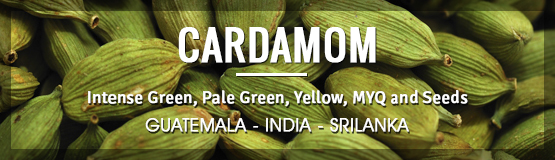 small green cardamom from guatemala
